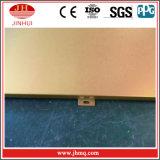Matériaux intérieurs de PVDF/externes enduits de décoration pour la construction commerciale