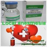 Хлоргидрат Lidocaine для инфаркта миокарда в вентрикулярной аритмичности CAS: 73-78-9