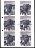 Escultura dos Mannequins das crianças para a produção