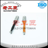 Carpintería del carburo de tungsteno de la talla estándar de ISO