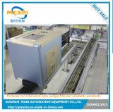 Logistica automatica elettrica del veicolo di pista dell'ospedale di Singapore