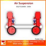 De Opschorting van de Lucht van de Aanhangwagen van het Wapen van de Opschorting van de Kipwagen van de Vrachtwagen van de stortplaats