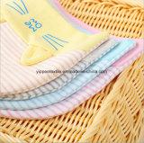 Sombrero rayado del bebé, casquillo recién nacido