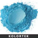 装飾的なミネラル構成は粉に彩色する
