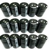 220UF 35*40mm Klemmanschlussteil-elektrolytischer Aluminiumkondensator 85c/105c