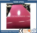Precoated гальванизированная стальная катушка цвета