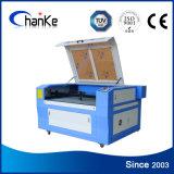 Cortador del laser del CO2 Ck1290 para el plástico Woodboard del metal