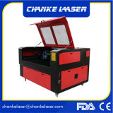 Máquina de estaca do laser do CNC do CO2 do metalóide do metal Ck1290