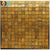 Baumaterial-Marmor-keramische Mosaik-Wand-Fliese (23065)