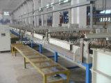 Equipamento do chapeamento do zinco para o fio de aço