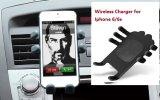 De hete Lader van de Telefoon van Qi van de Auto Draadloze Mobiele