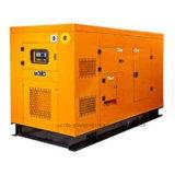11kw 14kVAのパーキンズエンジンを搭載する防音のディーゼル機関の発電機セット