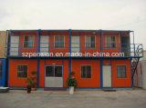 Дом высокого качества низкой стоимости полуфабрикат/Prefab передвижная контейнера