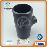 Instalación de tuberías de acero de carbón de ASME B16.9 A234 Wpb que reduce la te (KT0298)