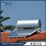 バルコニーのフラットパネルの太陽熱システム