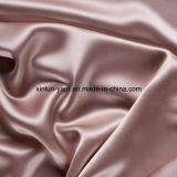 Мягкой и ровной ткань полиэфира ткани покрашенная пряжей толщиная