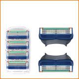 Kompatibel mit dem Gilette Schmelzverfahren, das Rasierklinge (4PCS/lot, rasiert)