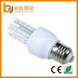 높은 루멘 AC85-265V 5W 옥수수 빛 E27 LED 에너지 절약 전구 램프