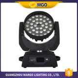 36PCS 18W 6in1 RGBWA LED bewegliche Hauptlichter