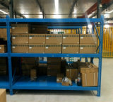 Prateleira de aço da garagem do racking do armazenamento do reservado do Meados de-Dever com certificado do ISO