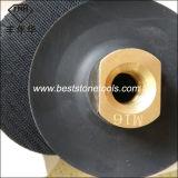 Appoggio di gomma del filetto Vh-9 per i tamponi a cuscinetti per lucidare