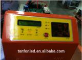 10kw, sistema a energia solare 5kw per la strumentazione di fabbricazione domestica del comitato solare
