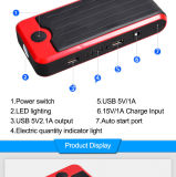 12000mAh/14000mAh/16000mAh Portable Mini Car Jump Starter Power Bank Ox-T6 für Gasoline Car