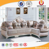 Sofà moderno del salone del sofà del tessuto di stile (UL-Y875)