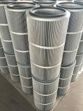 La celulosa/el poliester mezcla el elemento del filtro de aire