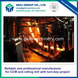 Spingitoio idraulico per industria dell'acciaieria
