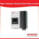 inversor puro de la potencia de la oficina de la onda de seno de 1kVA 800W con el regulador solar de 60A MPPT