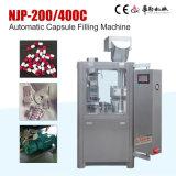 Máquina de enchimento automática farmacêutica da cápsula para o enchimento do pó ou da Micro-Pelota