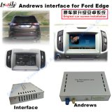 Mobile Phone Mirrorlink Interface de navigation Android pour 2016 Ford, Focus, Edge, Lincoln, Escape