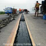 Junção de expansão de borracha do teste para a construção de estradas