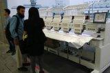 Tajima automatiseerde 6 Hoofden 12 de Prijs van China van de Machine van het Borduurwerk van het Lovertje van de Kleur