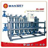 Zuiveringsinstallatie van de Olie van de Reeks Dfl van China de Populaire Meertrappige Polijstende die voor de Raffinaderij van de Olie gebruikte