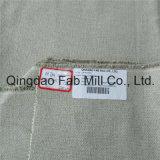 tessuto della tela di canapa mescolato 50%Linen50%Cotton (QF16-2533)