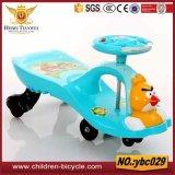 Велосипед/езда детей пинка голубого зеленого цвета Orang на автомобиле/автомобиле качания младенца