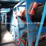 Tubulação Overland do equipamento de transporte da tubulação dos sistemas de transporte de correia da tubulação que transporta a maquinaria
