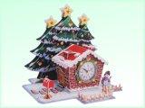 Natal Gift DIY 3D Puzzle Toys para Promotion (H4551346)