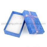 Дешевая бумажная коробка Jewelary серьги с Bowknot