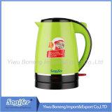 Sf-2391 (verde) 2.0 litros chaleira elétrica da água do aço inoxidável/potenciômetro Thermo do ar