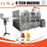 Машина завалки фруктового сока бутылки любимчика Utech автоматическая горячая