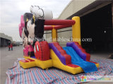 Heißes Selling Inflatable Mickey Bouncer und Slide Combo