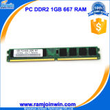 Ett Chips를 가진 낮은 Density 64MB*8 Desktop 1GB DDR2