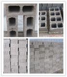 Блок цемента пепла Qty4-25 делая цену машины