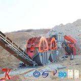 Equipo que se lava de la arena del mar/del río de China