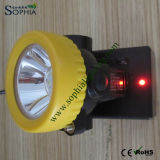 3000mAh LED Mining Cap Lights, Cap Lamp