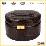 贅沢なハンドメイドのカスタムロゴの宝石類のギフト用の箱