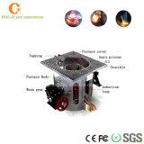 Термоплавкая среднечастотная плавильная печь для плавки металлов
